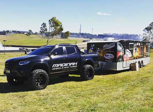 Queen Street Group is at Sydney Motorsport Park